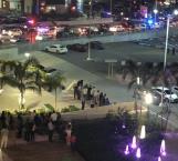 Balacera causa terror afuera de Centro Comercial Altama, en Tampico