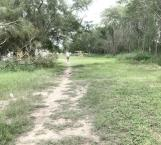 Piden apoyo vecinos de Las Fuentes Sección Lomas para limpiar área