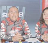 Emmanuel Romero quiere promover el uso de bicicleta