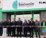 Inaugura el gobernador el Centro de Innovación, en Matamoros