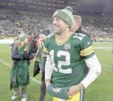 ¡Arrebata Rodgers el tesoro!
