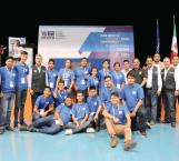 Estudiantes del Conalep acudirán a Concurso de Robótica en Shanghái