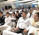 Aprovechan campaña de matrimonios por lo civil en forma gratuita