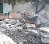 Incendio arrebata a todo a familia
