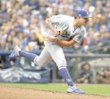 Dodgers y Boston dan inicio a Clásico de Otoño