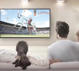 Acompaña tus hijos frente a la TV