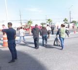 Brindan seguridad a peatones grupos de radio brigadistas