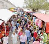 Gran afluencia a los 12 panteones que hay en Reynosa
