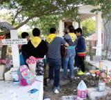 Altruista labor de jóvenes de la Iglesia del Séptimo Día en panteones