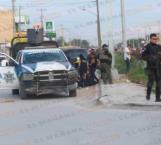 Deja enfrentamiento cuatro abatidos, en Reynosa