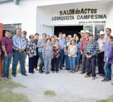 Celebran 77 aniversario de Conquista Campesina