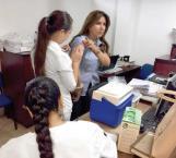 Vacunan contra la influenza