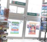 Se lleva las ventas amagando con una pistola en una tienda
