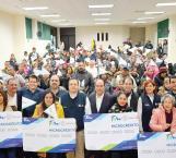 Entregan microcréditos a razón de los 483 mil pesos en la región