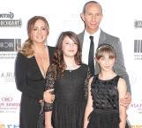 ¡Una familia de película!