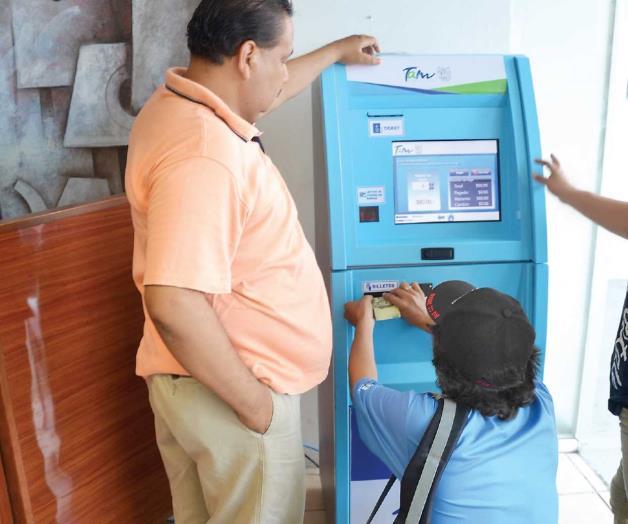 Acercarán A Ciudadanos Cajeros Automáticos De Actas De