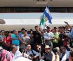 ¿Estás de acuerdo que en Reynosa se reciba alguna caravana de migrantes centroamericanos que buscan asilo político en los Estados Unidos?