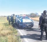 Agreden a policías, 2 heridos