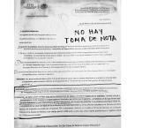 Aún no hay toma de nota para la Sección X del IMSS