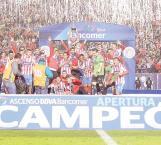 """¡Atlético acaba con magia del """"Pelusa""""!"""