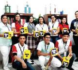 Se suman estudiantes a campaña de Teletón