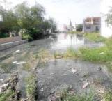 Laguna de aguas negras cumple 13 años sin solución