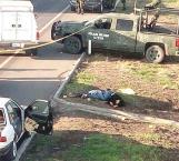 Ola violenta en Guanajuato