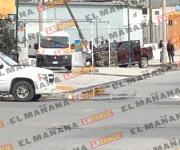 Tiroteo en Reynosa deja dos pistoleros abatidos este mediodía