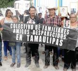Proponen a periodista como comisionado en la búsqueda de desaparecidos en Tamaulipas