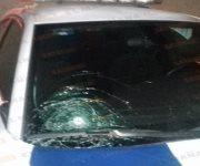 Atacan a balazos sede de la PGJE en Victoria