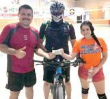 A pedalear en frontera