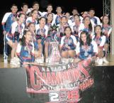Unicornias campeonas nacionales