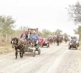 Realizarán cabalgata Guadalupana