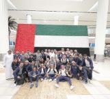 ¡Ya está el Rebaño en Dubai!