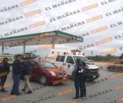 Fallece mujer dentro de su vehículo en Puerta del Sol