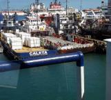 Aseguran en Campeche barco por transportar huachicol