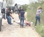 Era tortillero el ejecutado en La Nopalera
