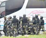 Resta que congresos estatales aprueben la Guardia Nacional