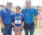 Obtiene Joselin segundo lugar