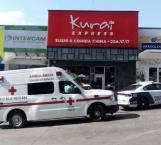 Hombres armados asaltan restaurante de comida oriental