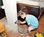 La casa es un lugar peligroso para sufrir quemaduras los niños