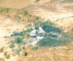 Se estrella avión en Monclova; 14 occisos