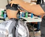Auto empleo para migrantes con talleres con herramientas