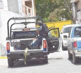 Ejidatario detenido ebrio escandalizando en la vía pública