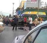 Atropellan a ciclista en zona Centro