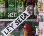 """Con motivo de elecciones, este sábado 1 y domingo 2 de junio el departamento de finanzas del Gobierno del Estado aplicó la """"Ley Seca"""", que prohíbe la venta de alcoholes. ¿Usted respeta esta medida?"""