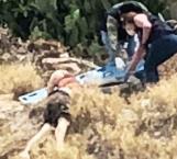 Reclaman cuerpos de dos muertos