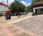 Retiran a migrantes de puentes Nuevo y Viejo en Matamoros