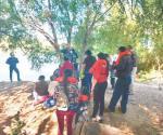 Frustran polis a 26 migrantes