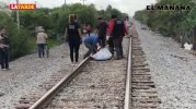 Fallece un hombre al ser arrollado el tren